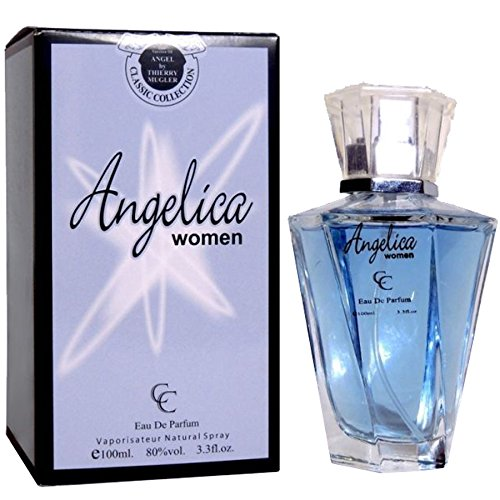 Angel Thierry Mugler Angelica Women Perfume 33 Oz Eau De Import