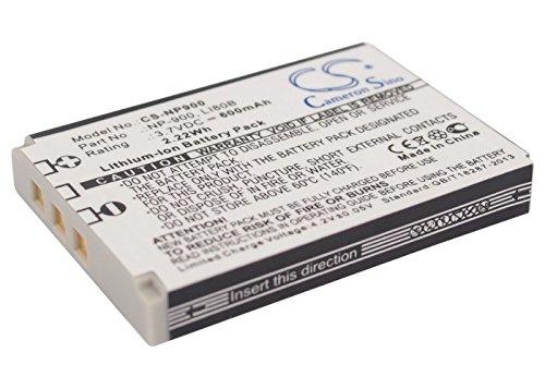 VINTRONS 交換用バッテリー ACE ROLLEI、02491-0015-00、02491-0037-00、BATS4、NP-900、SEALIFE用 B00XMPZRG2