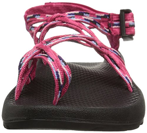 Pictures of Chaco Women's ZX3 Classic Athletic Sandal J106134 Rain Raspberry 6 M US 6