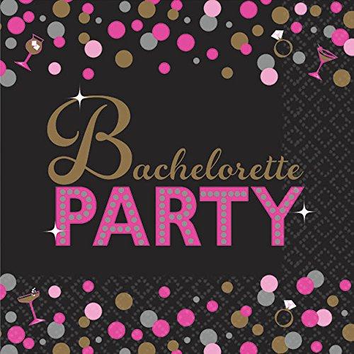 Bachelorette Beverage Paper (Bachelorette Party Napkins)