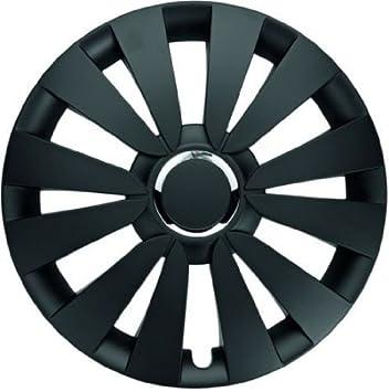 4 Tapacubos Tapacubos tipo Sky Black Negro Apto Para Llantas de Acero Citroen 14 pulgadas: Amazon.es: Coche y moto