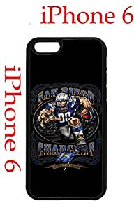 San Diego Chargers iphone 4s Case Hard Silicone Case