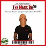 The Mask Biz Penis Mask Dick Head Funny Mask