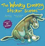 img - for The Wonky Donkey Sticker Scenes **STICKER BOOK ONLY** book / textbook / text book