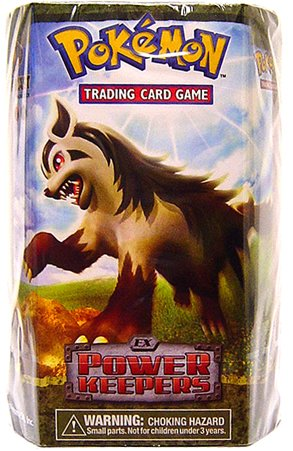 pokemon trading card game - ex power keepers - 1