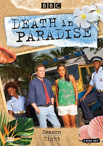 Death in Paradise: Season Eight DVD