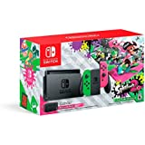 Nintendo Switch - Consola edición Splatoon 2 - Bundle Limited Edition
