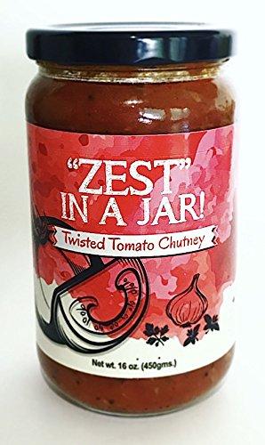 MISHRUN Tomato Chutney - Zest in A JAR!
