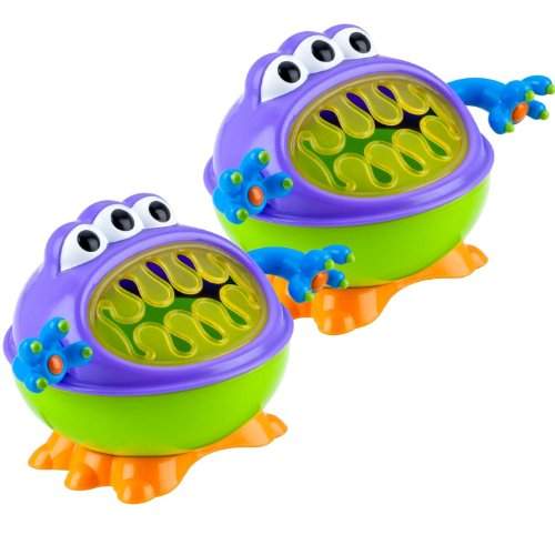 Nuby iMonster Snack Keeper Pack