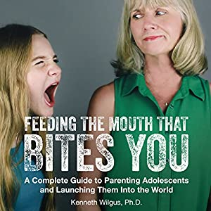 Feeding the Mouth That Bites You Audiobook