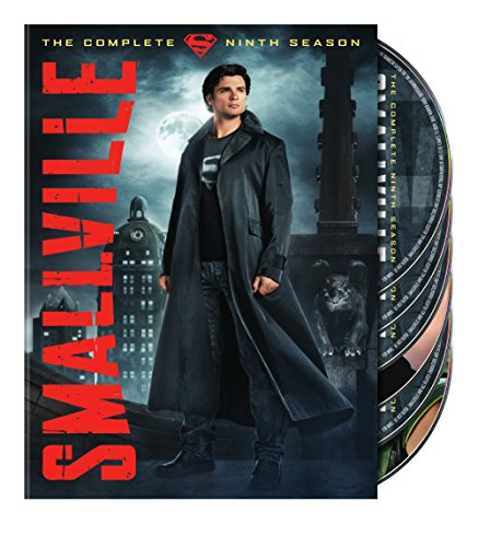 DVD : Smallville: Season 9