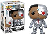 Funko POP! Movies: DC Justice League - Cyborg Toy Figure