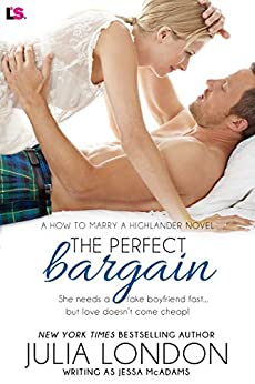 The Perfect Bargain (How to Marry a Highlander) by [London, Julia]
