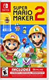 Super Mario Maker 2 + Nintendo Switch Online 12-Month Individual Membership Nintendo Switch