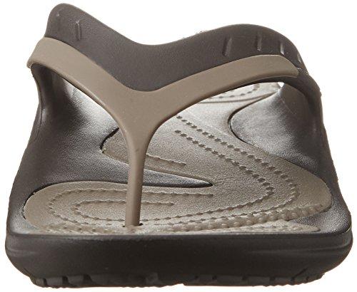 Crocs Unisex Modi Sport Flip Flop Espresso / Walnuss