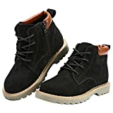 Youweb Classic Derm Leather Mid Waterproof Hiking Boot (Toddler/Little Kid/Big Kid)