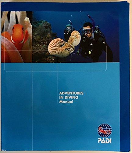 - Adventures in Diving Manual