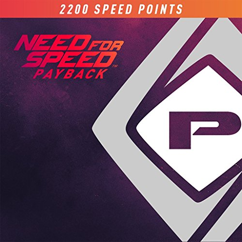 Need For Speed Payback 2200 Speed Points - PS4 [Digital Code] by Electronic Arts