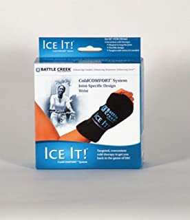 product image for Ice It! MaxCOMFORT System, Cold Comfort Therapy, Wrist Wrap
