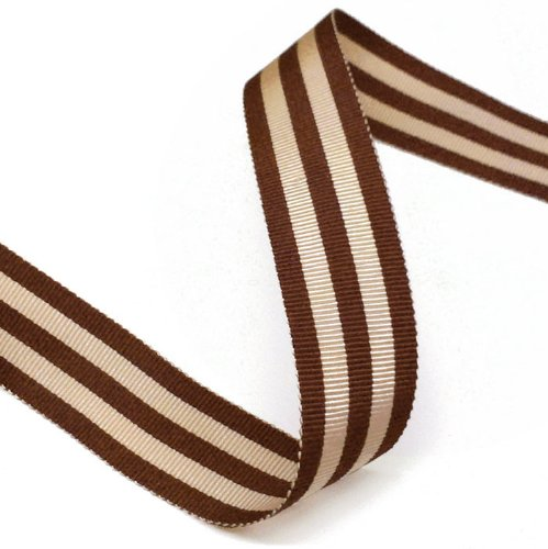 - Grosgrain Stripe Ribbon 7/8