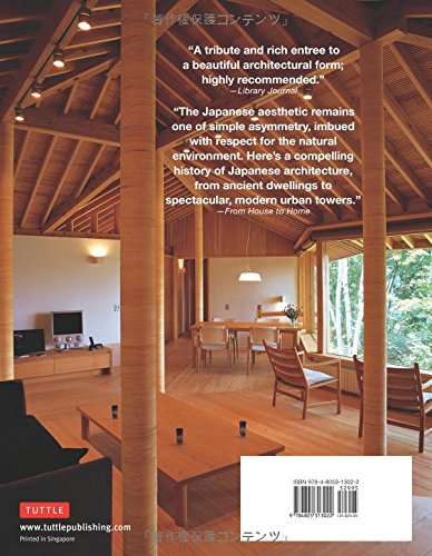 The Art Of Japanese Architecture Amazoncouk David Young Michiko Books