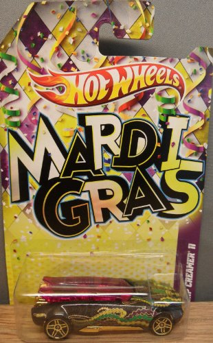 RDI GRAS 2012 SERIES Green WHIP CREAMER II (Diecast) (Mardi Gras Series)