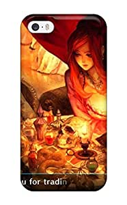 dragons/crown anime action Anime Pop Culture Hard Plastic iPhone 5/5s cases 5847629K699920247