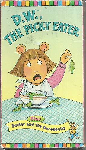 Arthur: D.W. The Picky Eater [VHS]