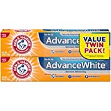 Arm & Hammer Advance White Extreme Whitening with Stain Defense, Fresh...