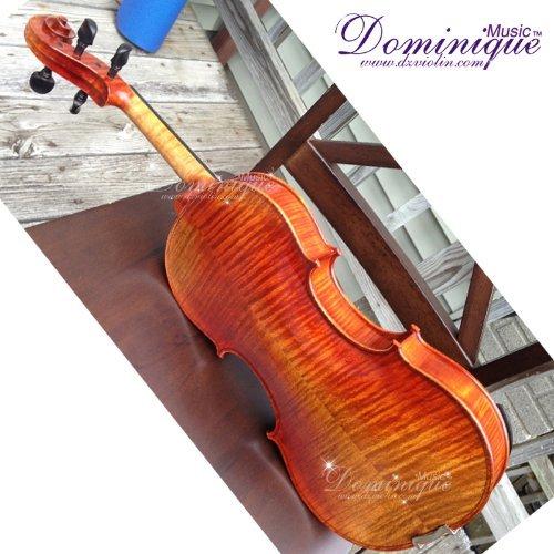 Old Spruce D Z Strad Violin Model 609 Full Size 4/4 Handmade