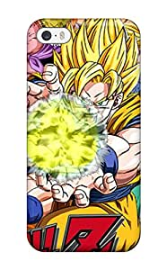 New AnnaSanders Super Strong Dbz Tpu Case Cover For Iphone 5/5s