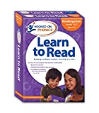 Hooked on Phonics Learn to Read Kindergarten Complete