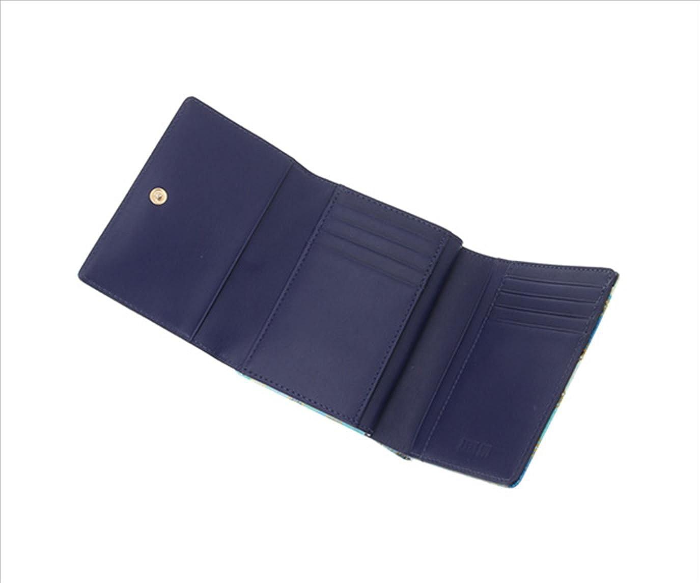 ceee6861e7be Amazon | アナスイ ANNA SUI ピーコック 財布 2つ折り財布 外がま口 | アナスイ | 財布