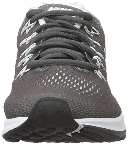 Grey Zoom De Pegasus Wmns Gymnastique Femme Air Nike black Gris Chaussures dark white 33 EqaPRw