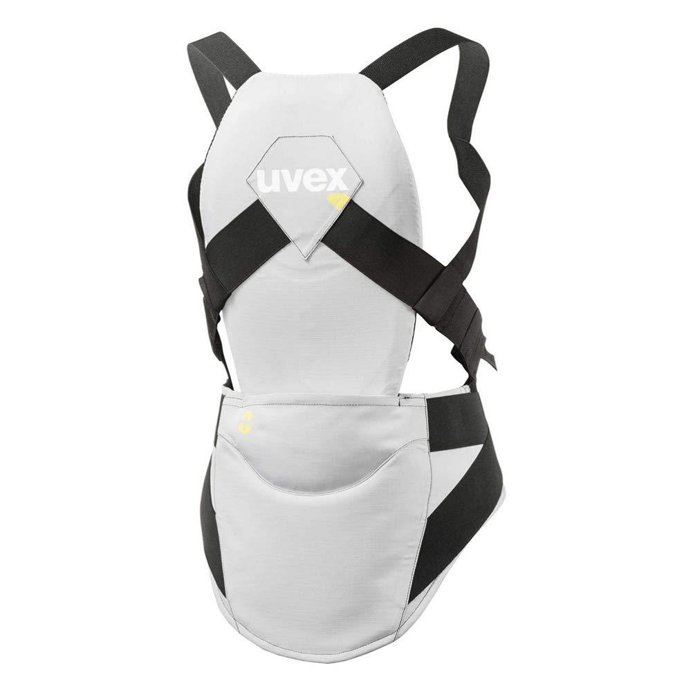 Uvex Protektor Back Pure Damen Light Grey