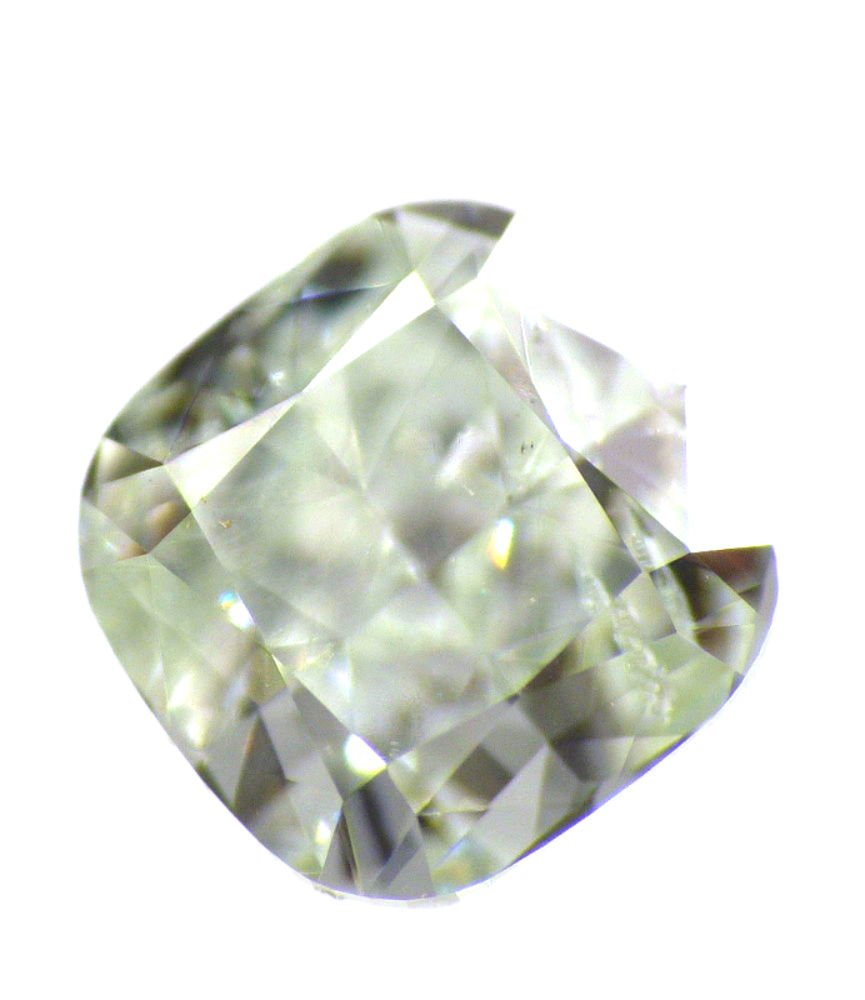 0.27 CT Loose 100% Natural Diamond Fancy Bluish Green GIA Certified INVESTMENT GRADE