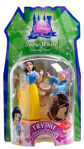 (Disney Princess Little Kingdom Snow White Dancing Duet Giftset)
