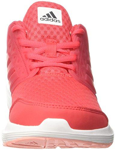 adidas Damen Galaxy 3W Laufschuhe Rot (Rosbas/rosbas/suabri)