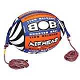 Airhead AHBOB-1 Bob Tow Rope w/Inflatable Buoy Booster Ball Lake Towables Tubes