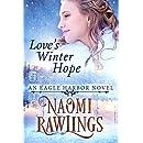 Love's Winter Hope: Historical Christian Romance (Eagle Harbor Book 5)