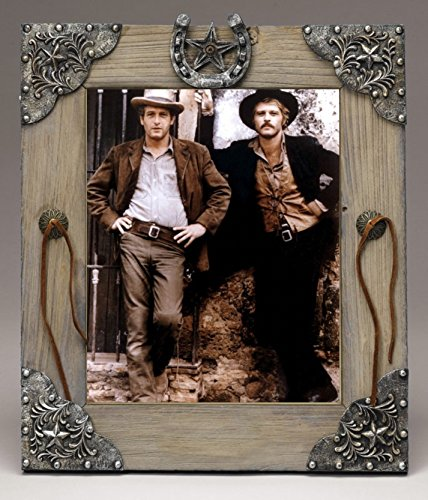 Butch Cassidy And The Sundance Kid Paul Newman Robert Redford Old West Barn Wood Framed Print Celebrity - Glasses Redford Robert