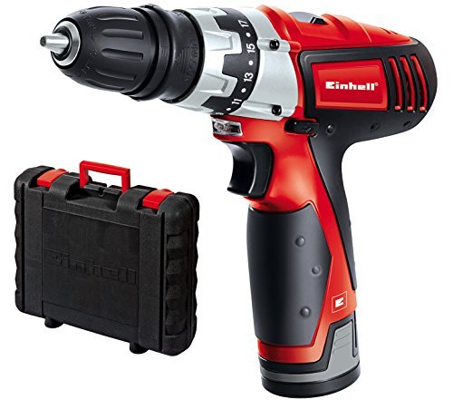 Price comparison product image Einhell TC-CD 12 Li - cordless combi drills (Lithium-Ion (Li-Ion)) by Einhell