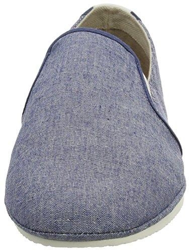 Aldo Herren Pelulio Flache Hausschuhe Blue (Medium Blue/6)