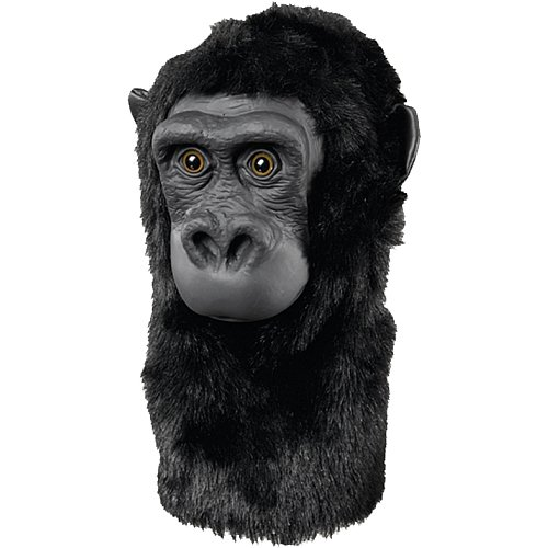 Golf Gifts and Gallery Mighty Monkey Animal Headcover, Outdoor Stuffs