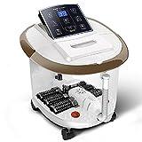 WE&ZHE Fully automatic heating foot tub deep bucket wash foot foot bath bubble bucket