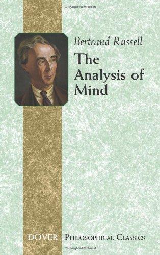Philosophical essays bertrand russell