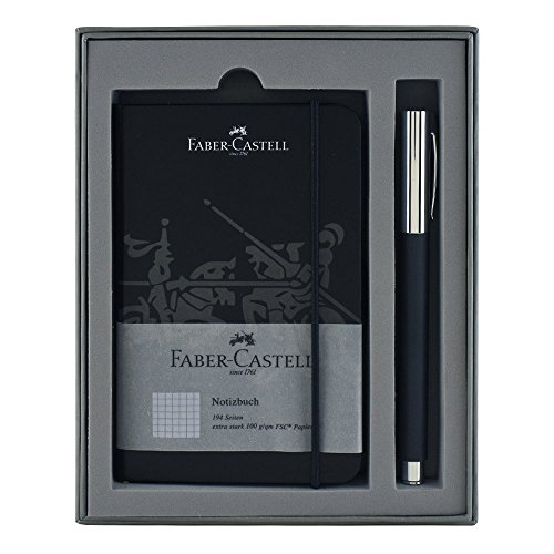 Faber-Castell Ambition 149624High-Grade Resin Promo Set with Rollerball - Promo Set