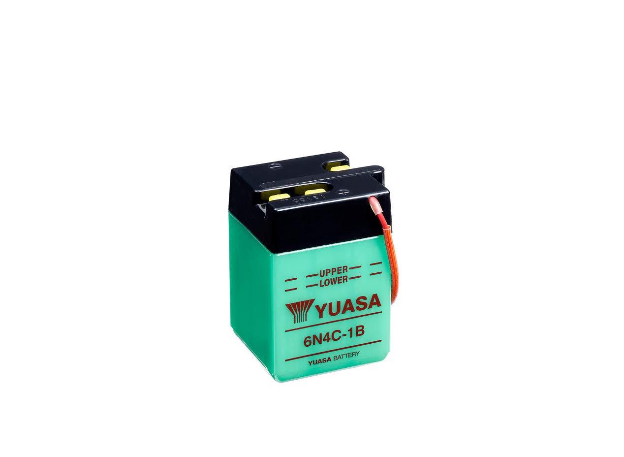 YUASA 6N4C-1B Batterie de Moto