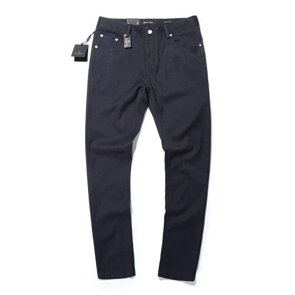 Dufjodi Petit Homme Tout Mou, Pantalons, Cinq Sacs, Petit hétéro Cylindre, développés Un Pantalon,md0065-1,voiturete de Couleur,Trente - Trois