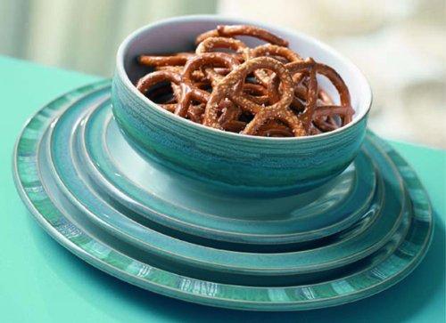 Denby Azure Soup/Cereal Bowls, Set of 4 by Denby (Image #3)